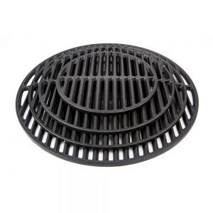 The Bastard Cast Iron Grill