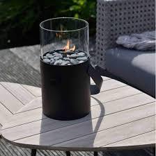 Cosiscoop gaslantaarn original zwart