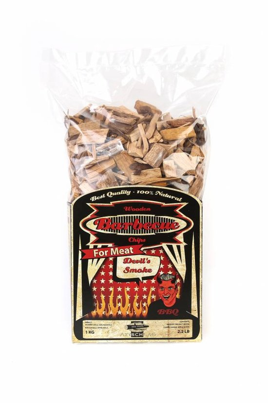 Chips devils Smoke - houtsnippers