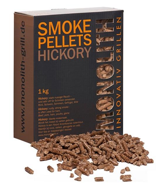 Monolith Smoke Pellets Hickory
