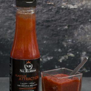 Flavour-attraction-saus