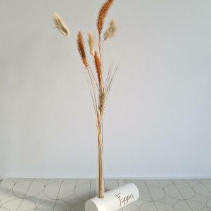 droogbloemen topper